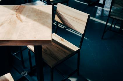 free photo of wood  tables