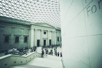 architecture, building, infrastructure, design, museum, london, people, tourist, travel