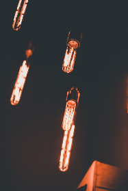 vintage,  filament,  lightbulb,  hang,  ceiling,  bright,  light,  retro,  bulb,  object