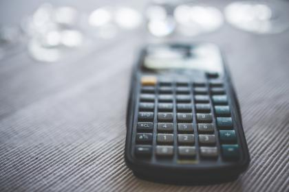 calculator, numbers, accounting, finance, business, technology, objects, money