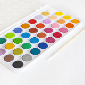 free photo of watercolor   paint