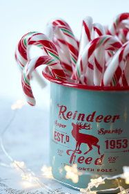 candy,  canes,  christmas,  peppermint,   sweets,   food,   holidays,   close up,   treat,   dessert,   festive,  cup,  mug,  lights