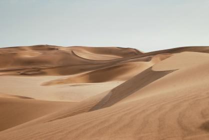 desert, sand, adventure, travel, sky, brown, landscape