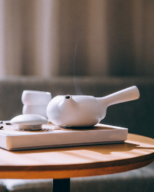 hot,  teapot,  table,  drink,  morning,  aroma,  cup,  beverage,  breakfast,  cafe,  food,  herb,  liquid,  nutrition,  object,  porcelain,  refreshment,  relaxing,  warm,  white