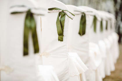 wedding chairs,  wedding,  ceremony,  bows, white, ceremony, bow, special day