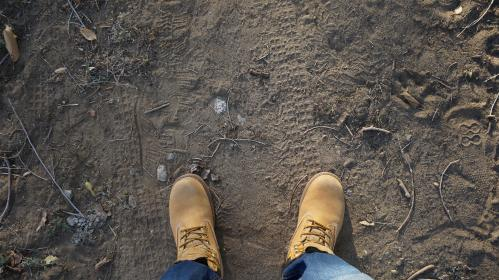 footwear, shoes, ground, travel, hiking, outdoor
