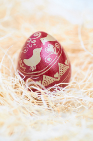 decorative,   easter,   handmade,   art,   design,   close up,   celebration,   holiday,   painted,   colorful,   decoration,   decor,   festive,   culture,   drawing,  egg,  nest,  ukrainian