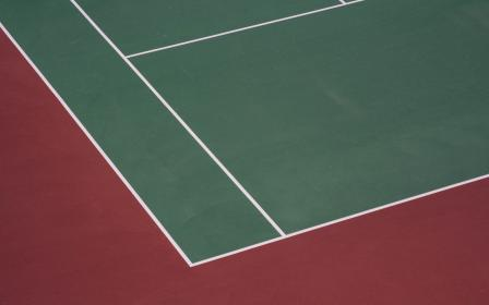 free photo of tennis  court