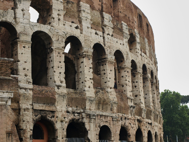 architecture,   building,   arches,   windows,   structure,   amphitheater,   rome,   italy,   patterns,   sky,  classic,  old,  worn,  weathered,  colosseum,  stone