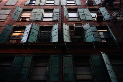 architecture, old, building, infrastructure, window, facade