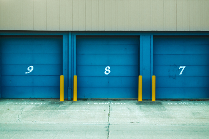 industrial,  garage,  doors,  parking,  urban,  city,  building,  architecture,  automobile,  transport,  travel,  hangar,  factory,  exterior