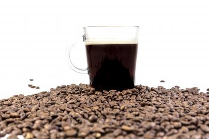 beans, seeds, black, brewed, coffee, hot, drinks
