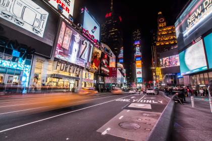free photo of Times Square  New York