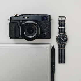 vintage,  camera,  watch,  block,  stylus,  touc,  pen,  minimal,  high resolution,  cc0,  free,  retro,  classic,  strap,  dial