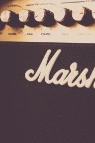 marshall, company, audio, amplifier, musical, equipment