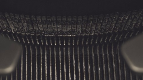 typewriter,   vintage,   classic,   close-up,   letters,   machine,   typography