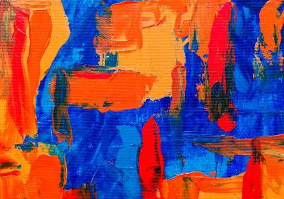 colorful,   abstract,   painting,   art,   creative,   design,   artist,   canvas,   acrylic,   multicolor,   close up,   messy,   red,   orange,   blue,  vibrant,  oil,  paint
