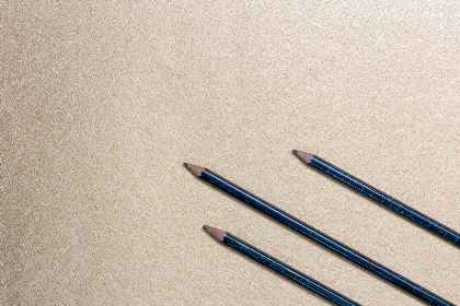 pencils,  flat lay,  background,  gold,  shiny,  texture,  objects,  writing,  drawing,  copy space,  close up,  sketch