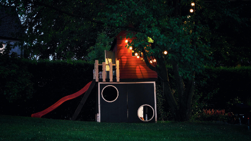 child,  playhouse,  fun,  night,  dark,  treehouse,  wood,  carpenter,  crafts,  play,  children