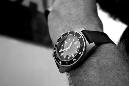 watch, time, wrist, fashion, accessories, black and white