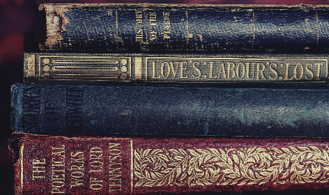 free photo of books   vintage