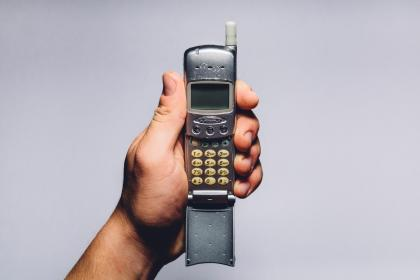 free photo of cell phone  oldschool