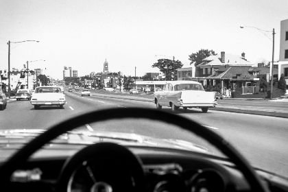 road,   cars,   retro,   vintage,   auto,   old,   travel,   vacation,   film,   photography,  city,  driving,  horizon,  automobiles,  commute