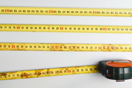 measuring tape, measurement, tools, construction