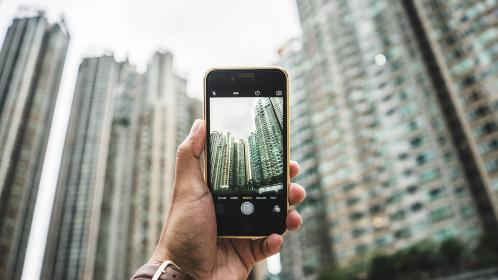 architecture, building, infrastructure, phone, mobile, electronics, technology, hand, technology
