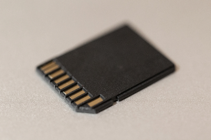 free photo of memory   card