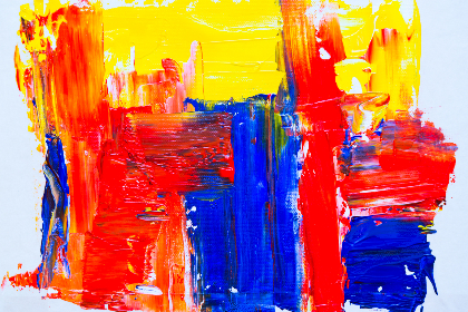 bright,   abstract,   painting,   background,   colorful,   art,   artist,   creative,   design,   paint,   paintbrush,   acrylic,   canvas,  red,  blue,  yellow