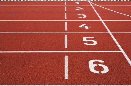 track, race, running, sports, numbers, start, finish, olympics, fitness
