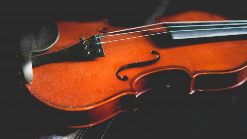 violin, music, musical, instrument, sound, melody