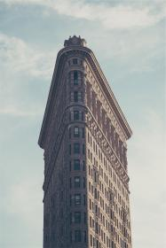 building, architecture, New York, city, NYC, sky