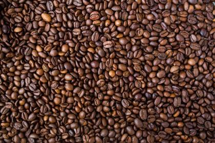 coffee beans, food, texture, pattern