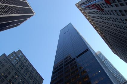 buildings, architecture, structures, skyscrapers, sky