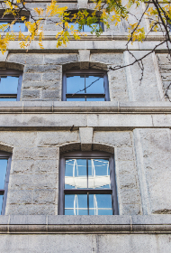 building,   detail,   windows,   brick,   city,   exterior,   glass,   architecture,   stone,   urban,   pattern,  facade,  autumn