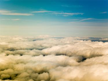 abovetheclouds blue