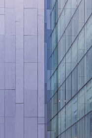 abstract building