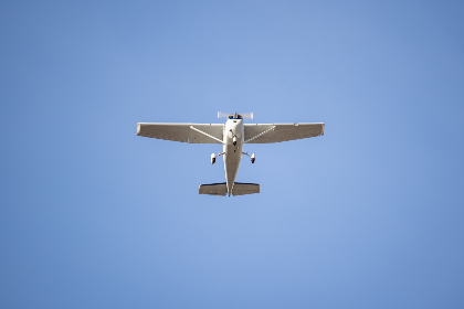 Photo of airplane