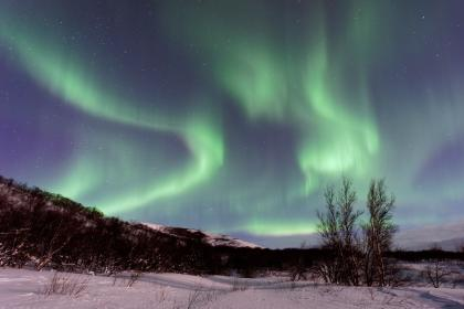 Photo of aurora
