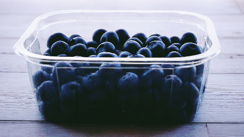 blueberries berries