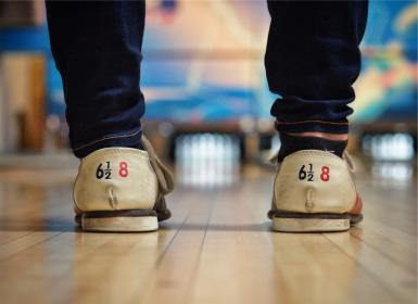 bowlingalley shoes