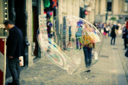 Photo of bubble