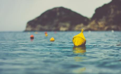 Photo of buoy