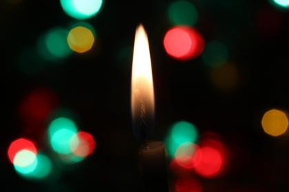 candle light
