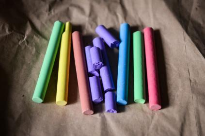 chalk colours