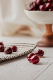 Photo of cherries