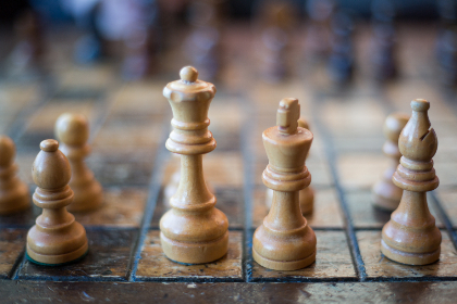 Photo of chess