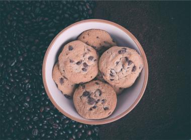 chocolatechip cookies